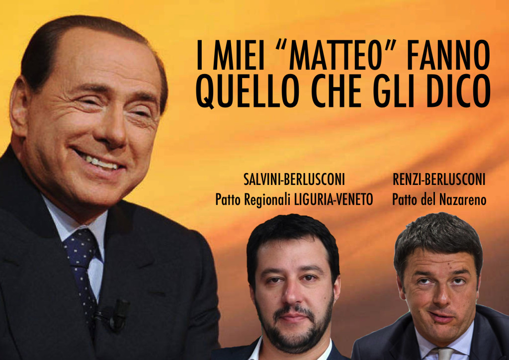 PATTO RENZI BERLUSCONI
